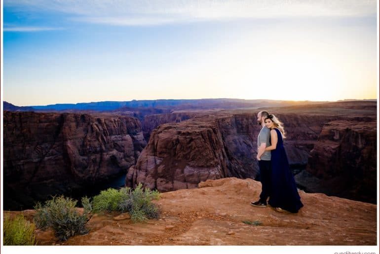 engagement, cyndi hardy photography, photography, photographer, photos, page, arizona, horseshoe bend, edgy, fashion