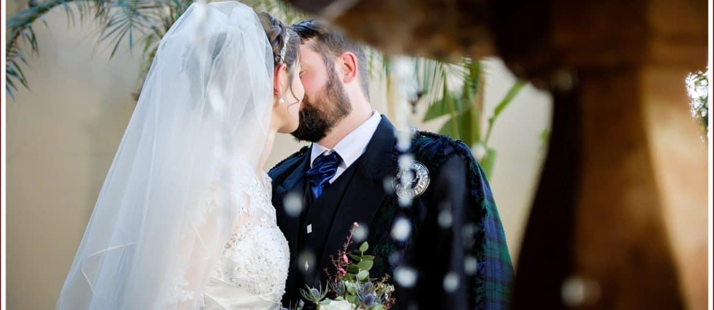 wedding, cyndi hardy photography, photography, photographer, photos, phoenix, arizona, secret garden event center, scottish, kilt